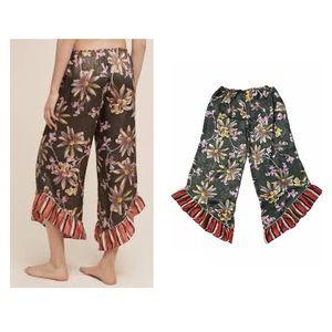 ANTHROPOLOGIE ELOISE Juniper Sleep Pajama Pants